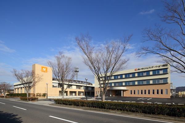 ①あいちリハビリテーション病院.JPGのサムネイル画像のサムネイル画像